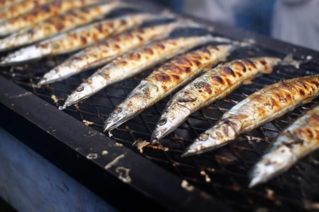 こんな秋刀魚は鮮度が悪い!新鮮なさんまとは?【ハナタカ】